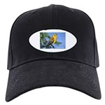 Prothonotary Warbler Bird Black Cap