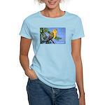 Prothonotary Warbler Bird Women's Light T-Shirt
