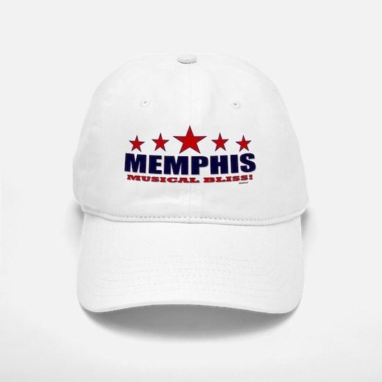 Memphis Musical Bliss Baseball Baseball Cap
