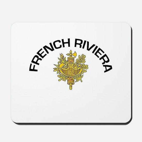 French Riviera Mousepad