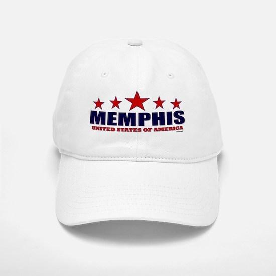 Memphis U.S.A. Baseball Baseball Cap