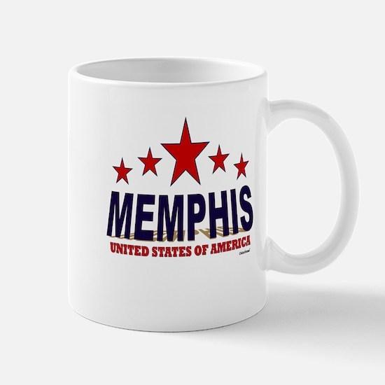 Memphis U.S.A. Mug