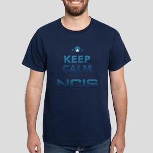 Keep Calm Watch NCIS Dark T-Shirt