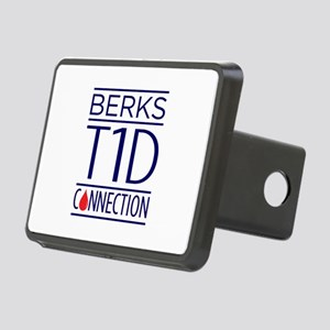 Berks T1D Connection Logo Hitch Cover