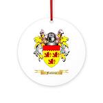 Fishleia Ornament (Round)