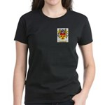 Fishkov Women's Dark T-Shirt