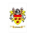 Fishkov Sticker (Rectangle 10 pk)
