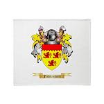 Fishkinhorn Throw Blanket