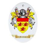 Fishkin Ornament (Oval)