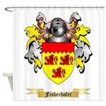 Fisherhofer Shower Curtain