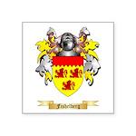Fishelberg Square Sticker 3