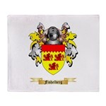 Fishelberg Throw Blanket