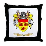 Fishe Throw Pillow