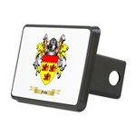 Fishe Rectangular Hitch Cover