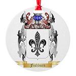 Fishburn Round Ornament