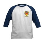 Fishburger Kids Baseball Jersey