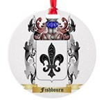 Fishbourn Round Ornament