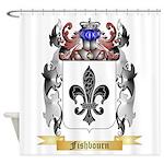 Fishbourn Shower Curtain