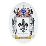 Fishbourn Ornament (Oval)