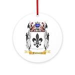 Fishbourn Ornament (Round)