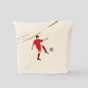 Soccer Player No Txt Tote Bag