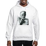 BOB WHITE AND MUSEUM LOGOHooded Sweatshirt