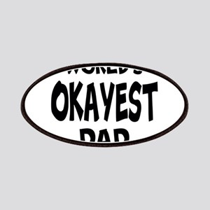 Worlds Okayest Dad Patches