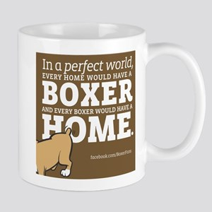 A Home for Every Boxer Mugs
