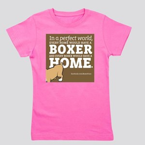 A Home for Every Boxer Girl's Tee