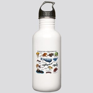 Marine Life of Montere Stainless Water Bottle 1.0L