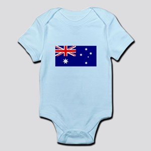 Australian Flag Body Suit