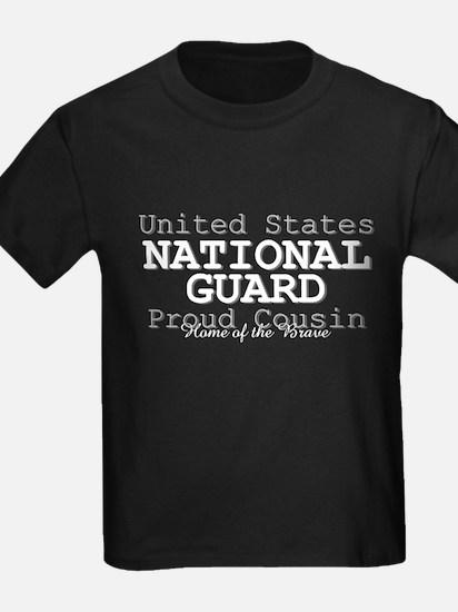 Proud National Guard Cousin T