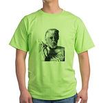 BOB WHITE AND SAUCERS GUYS Green T-Shirt