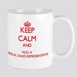 Keep Calm and Hug a Medical Sales Representative M
