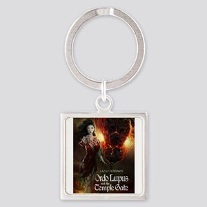 Ordo Lupus and the Temple Gate Keychains