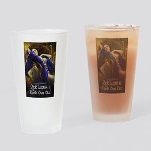 Ordo Lupus 2 the Devils Own Dice Drinking Glass