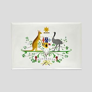 Australian Emblem Magnets