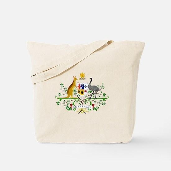 Australian Emblem Tote Bag