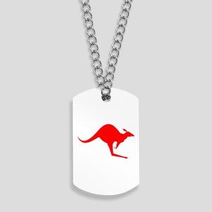 Australian Kangaroo Dog Tags