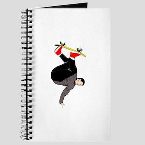 Skateboarding - No Txt Journal