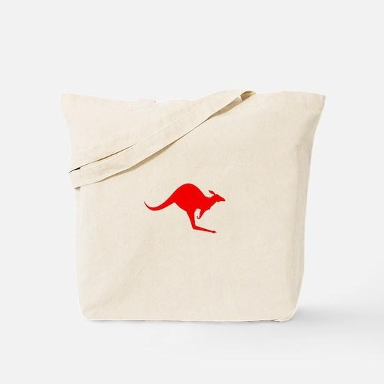 Australian Kangaroo Tote Bag
