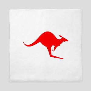 Australian Kangaroo Queen Duvet