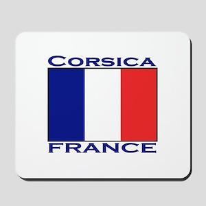 Corsica, France Mousepad
