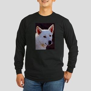 canaan dog Long Sleeve T-Shirt