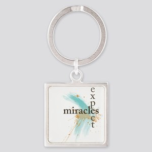 Expect Miracles Keychains