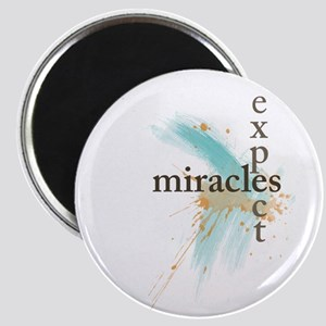Expect Miracles Magnet