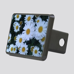 Darling Daisies Rectangular Hitch Cover