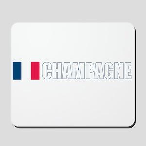 Champagne, France Mousepad