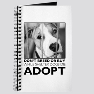 Adopt Puppy Journal