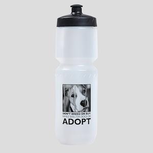 Adopt Puppy Sports Bottle